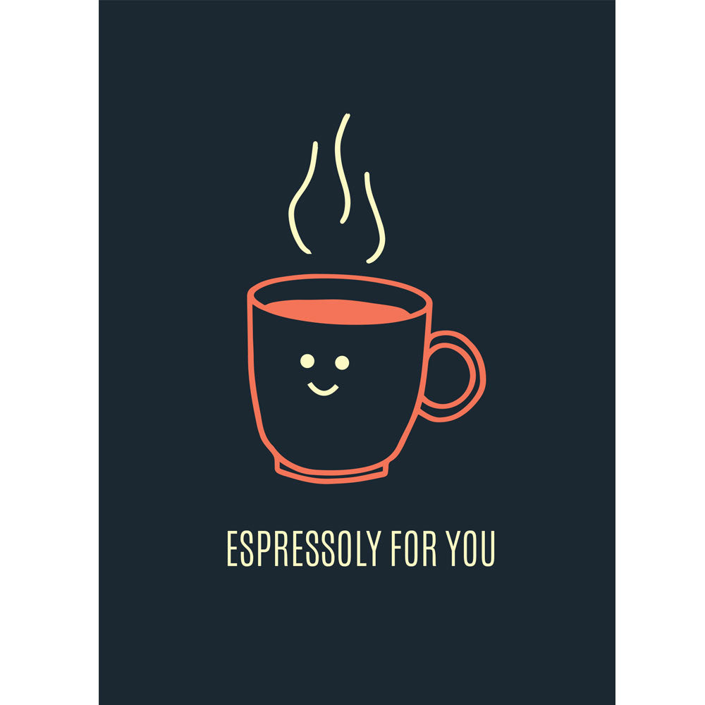 Espressoly For You Card - Maverick Coffee Co.
