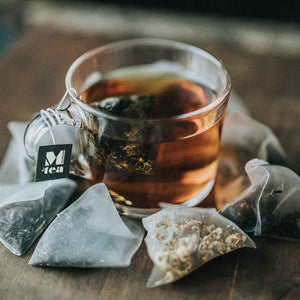 Maverick Tea Subscription - Biodegradable Tea Bags