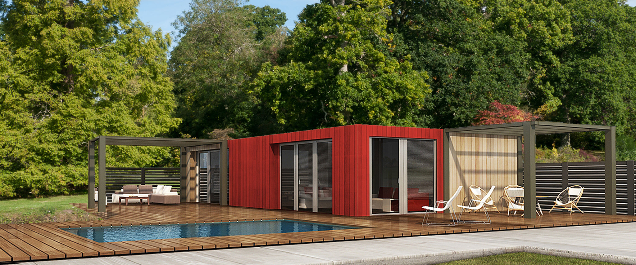 Bauhu Lifestyle modular homes and home kits