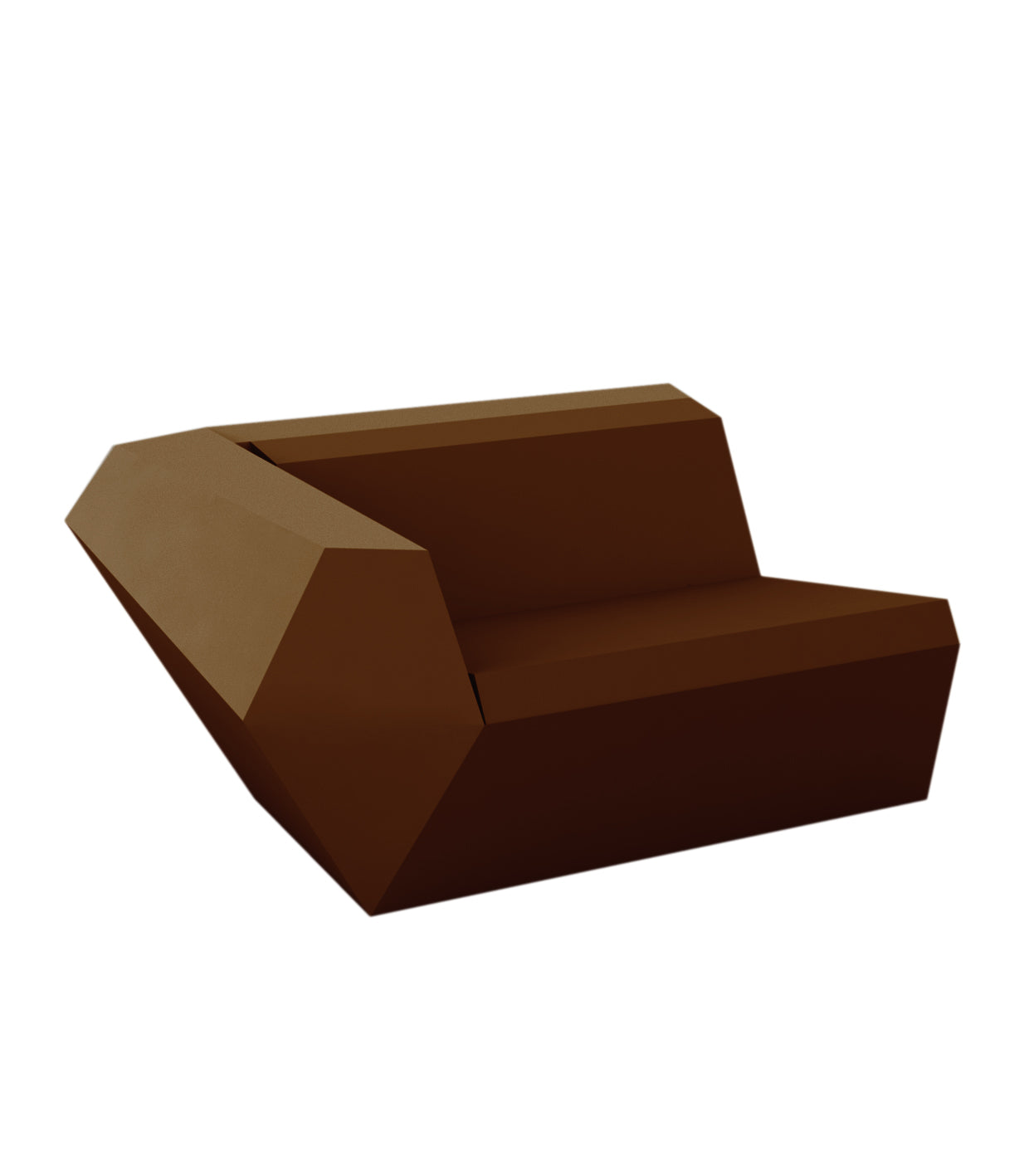 Faz Modular Sofa Right Section