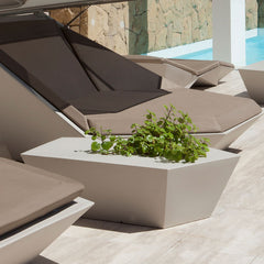 Faz Sun Lounger Table