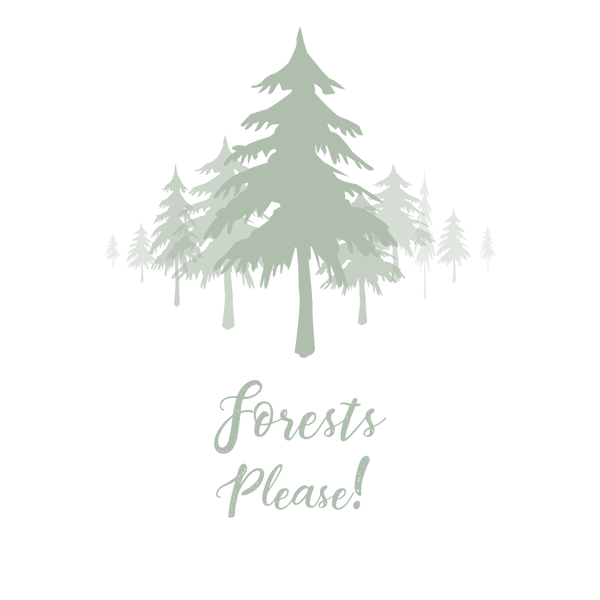 Forests Please!  Women's Tank Top