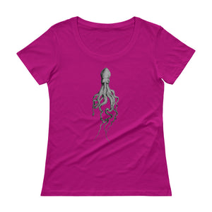 Mr. Octopus Women's T-Shirt