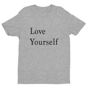 Love Yourself Short Sleeve T-shirt