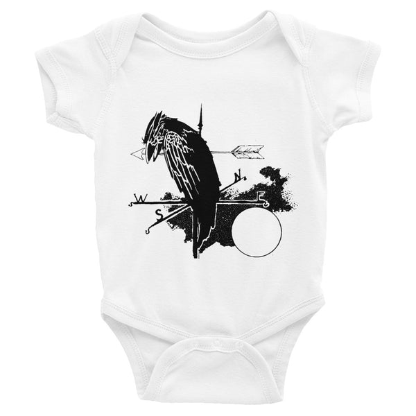 Four Directions Baby Onesie