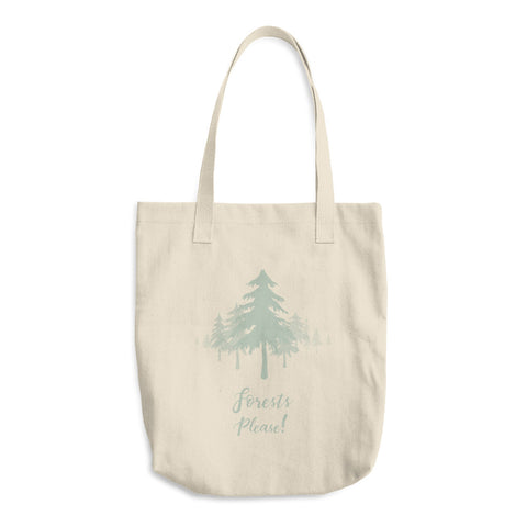 Forests Please! Tote Bag