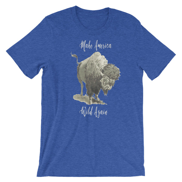 Make America Wild Again Short-Sleeve T-Shirt