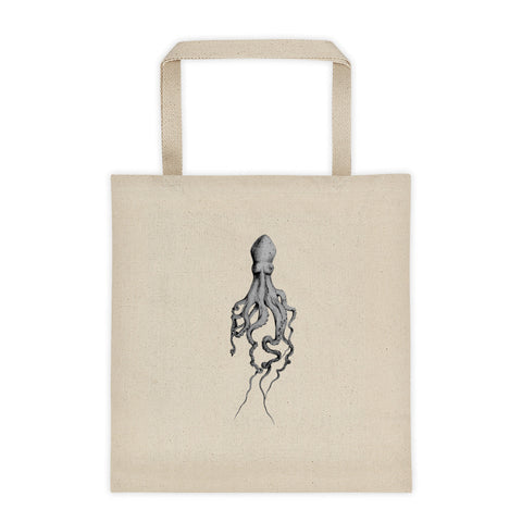 Mr. Octopus Tote bag
