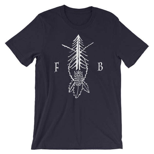 Fir and Bramble Logo Short-Sleeve T-Shirt