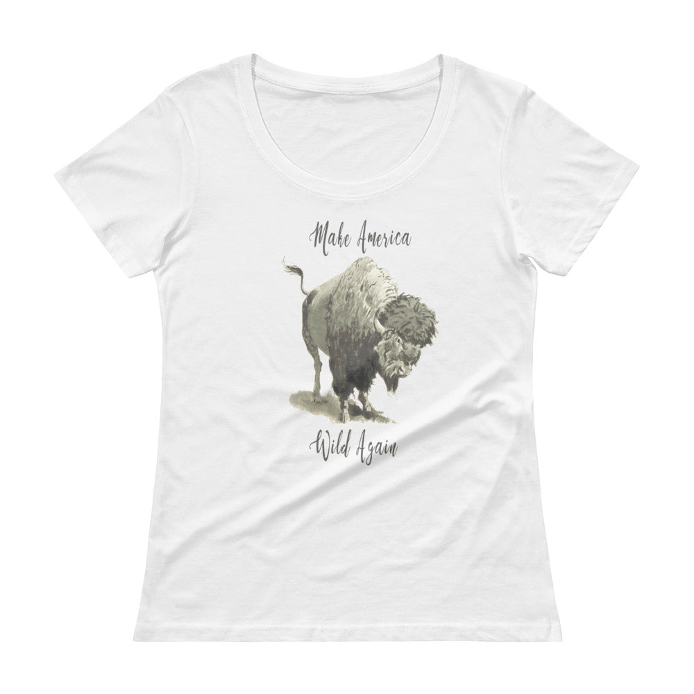 Make America Wild Again Women's T-Shirt