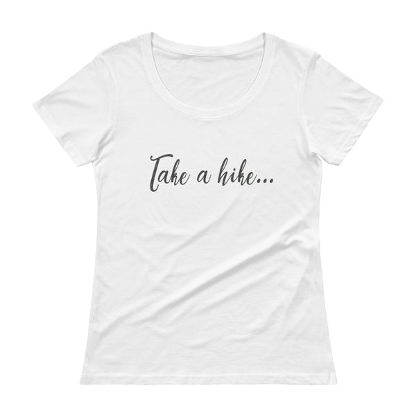 Take a hike... and take me with you! Women's T-Shirt