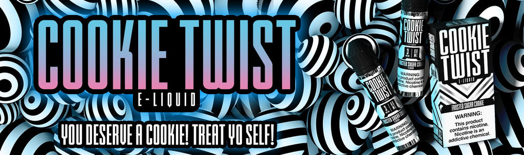 Cookie Twist by Twist E-Liquids