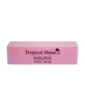 Tropical Shine - Pink Sanding Block