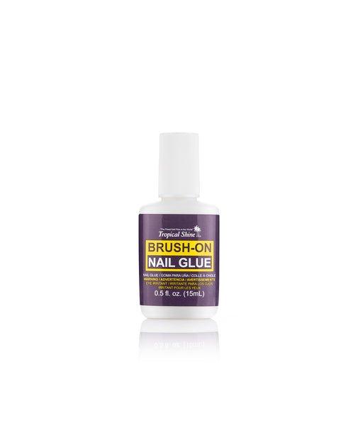 Tropical Shine - Brush-On Nail Glue
