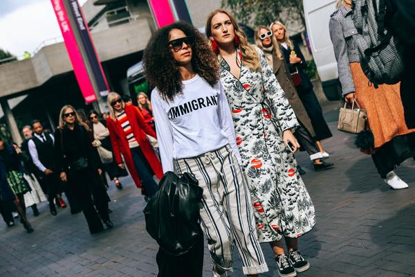STREET STYLE TRENDS OF 2018