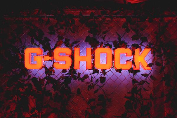 35th Anniversary G-SHOCK Red-Out Launch Event 2018