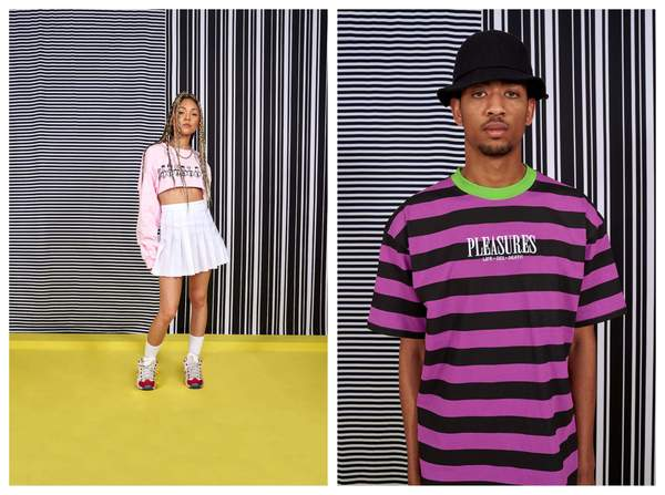 "PLEASURES ""FREAKS IN LOVE"" SPRING COLLECTION"