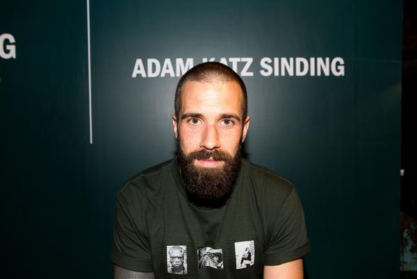 Adam Katz Sinding on Why He Hates the Word