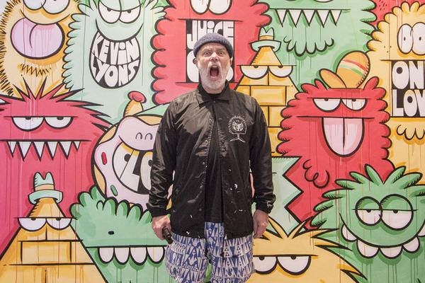 CLOT x KEVIN LYONS HONG KONG LAUNCH EVENT