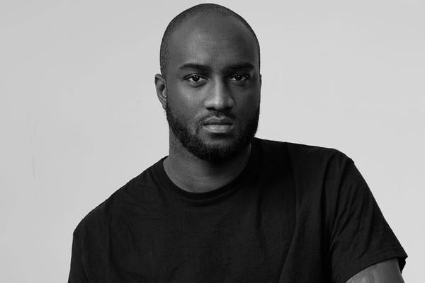 Louis Vuitton Appoints Virgil Abloh as Their New Men's Artistic Director