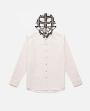 MOHICAN HOODED LS SHIRT