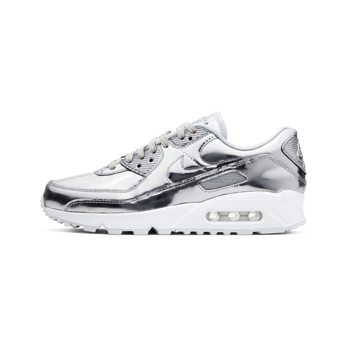 WOMEN'S AIR MAX 90 SP LIQUID CHROME