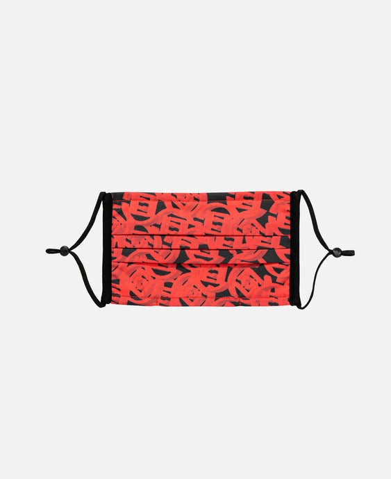 CLOT MASK COVER, RED