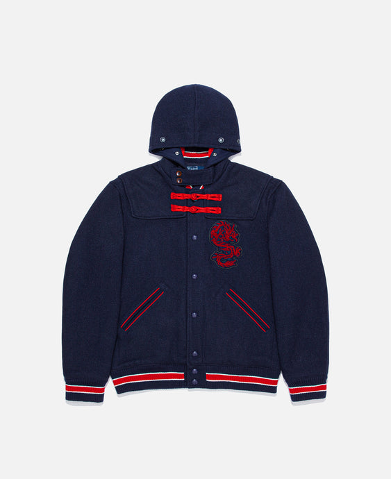 POLO X CLOT - PATCH JACKET