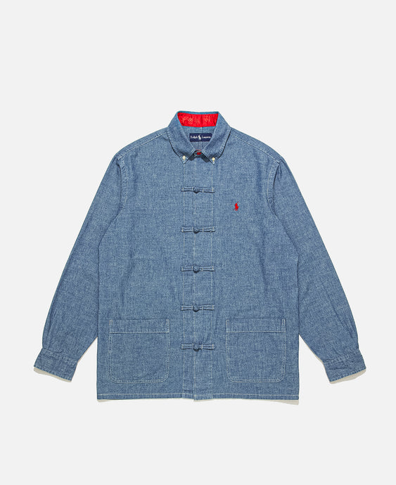 POLO X CLOT - CHEN SHIRT JACKET
