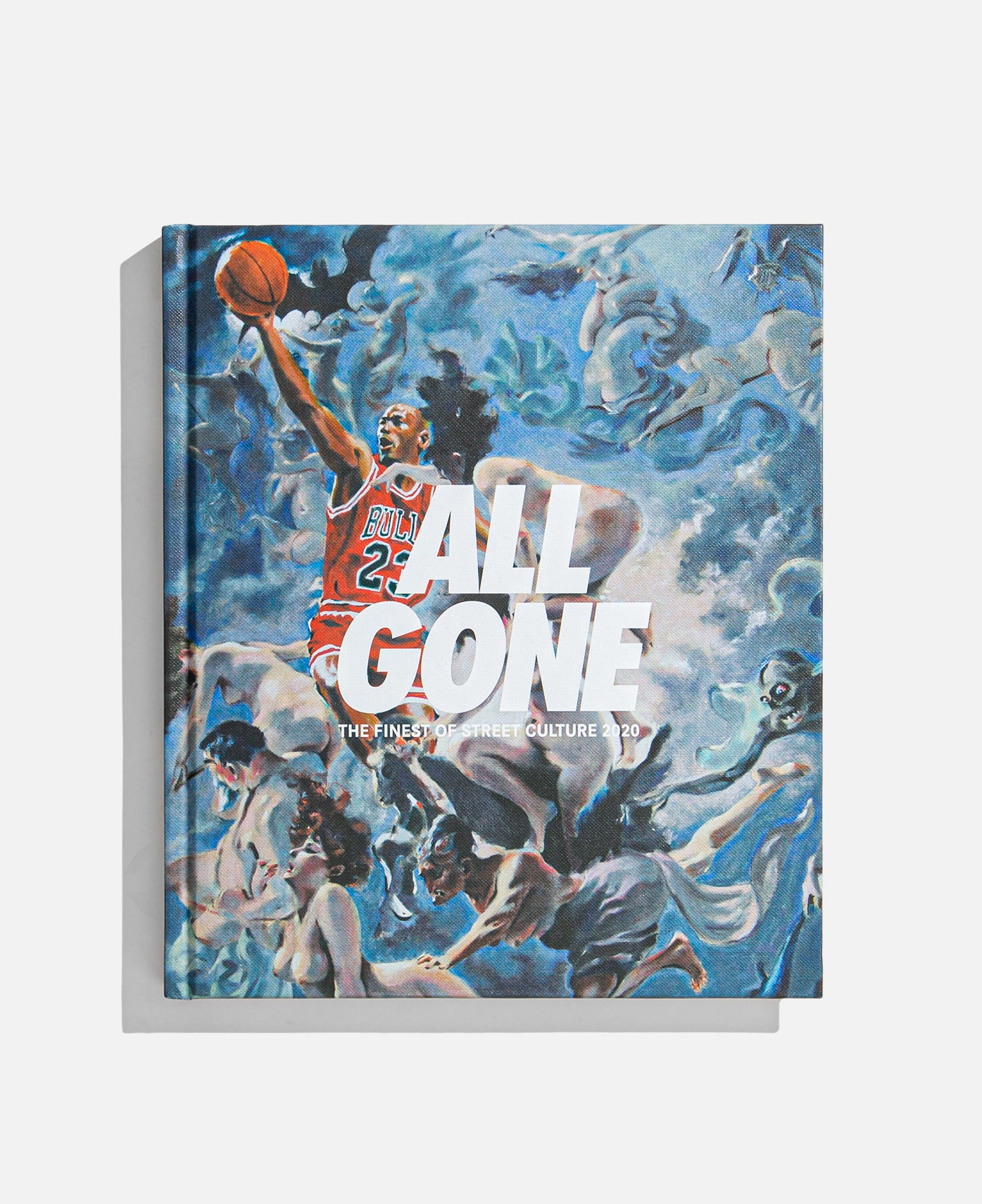 All Gone Book 2020, SOTF