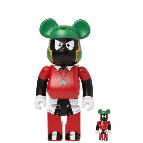 MARVIN THE MARTIAN BEARBRICK 400% SET