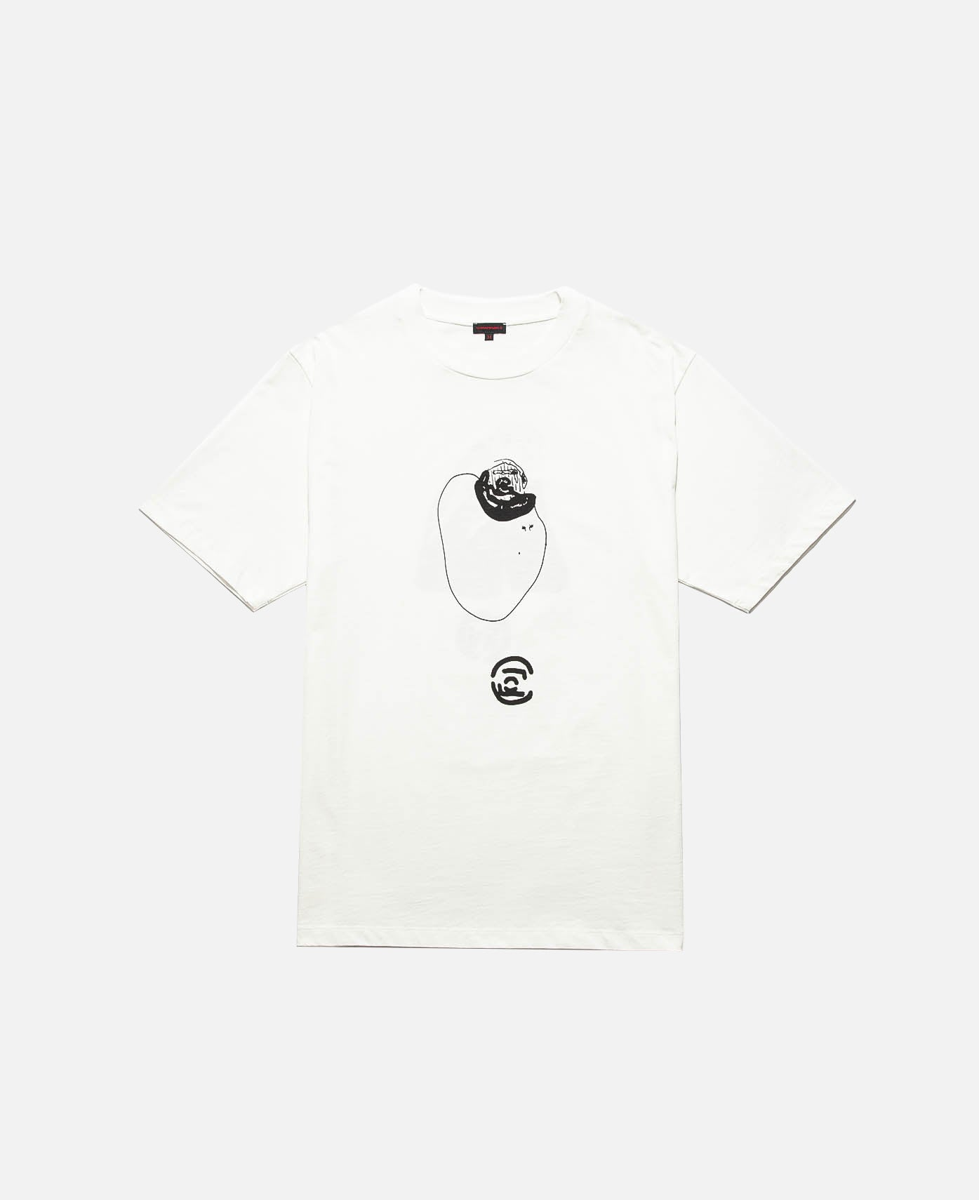 ABSTRACT GRAPHIC TEE 3