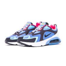 AIR MAX 200 (1992 WORLD STAGE) ROYAL PULSE/OIL GREY-LIGHT AQUA ROYAL PULSE
