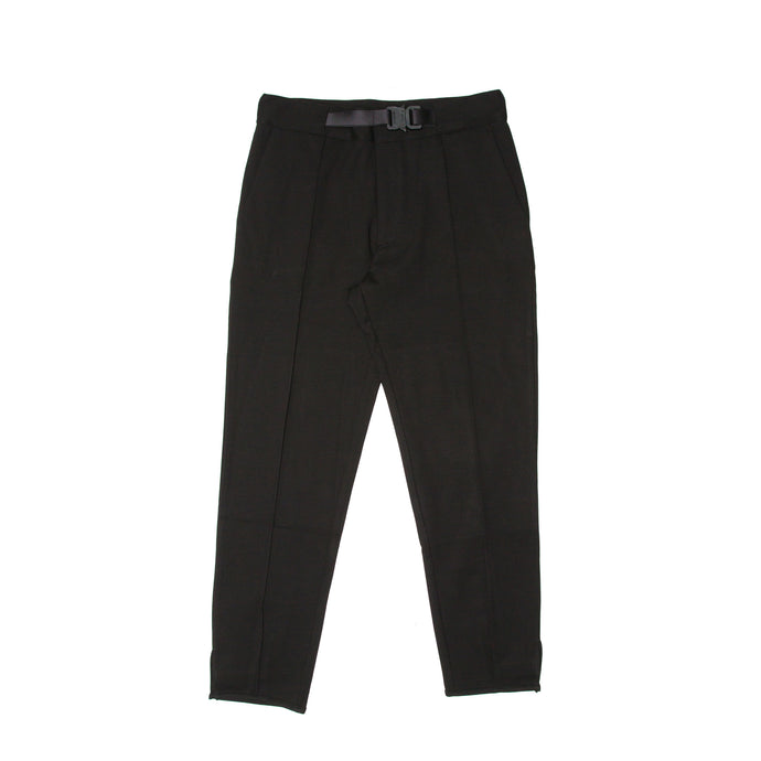 ALYX | BLACK CLASSIC TROUSERS W/ BUCKLE
