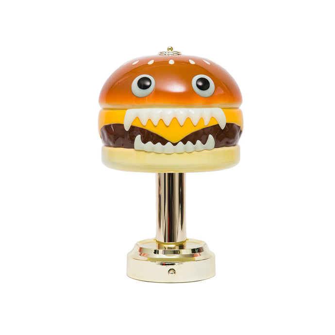 UNDERCOVER HAMBURGER LAMP (BROWN)