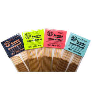 3 PACK INCENSES
