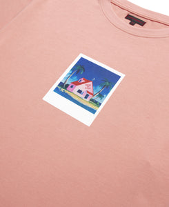 HOUSE OF CLOT T-SHIRT, PINK