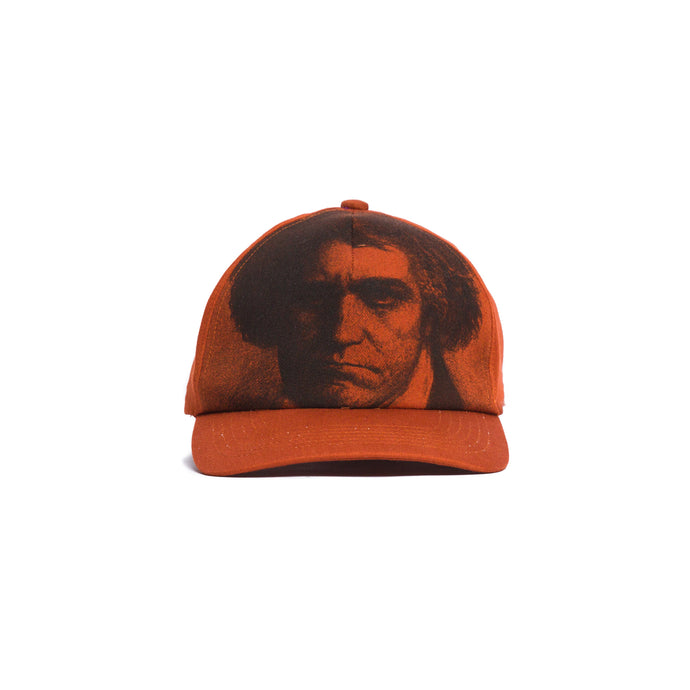 DARK ORANGE CAP (UCX4H05-2)