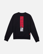 ALIEN AMONG US CREWNECK SWEAT (BLACK)