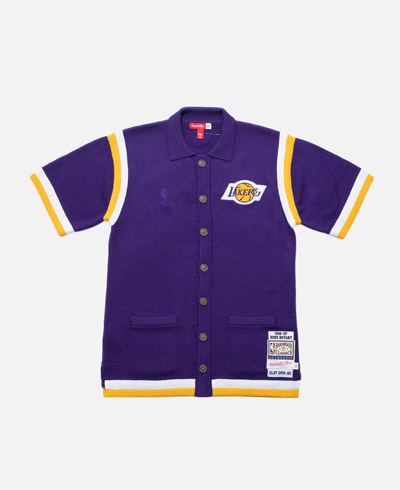 Clot X Mitchell & Ness Warm-Up Shirt