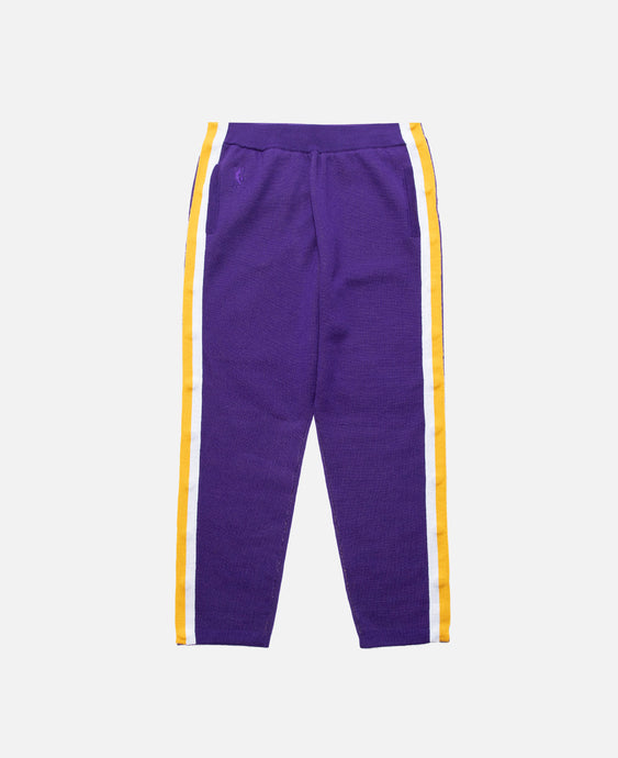 Clot X Mitchell & Ness Lakers Warm-Up Pants