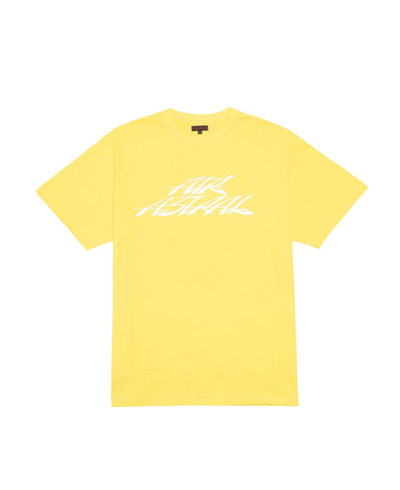 AIR ASTRIAL TEE (YELLOW)
