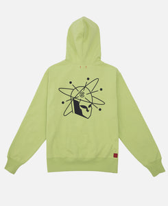 PLANETS HOODIE (GREEN)