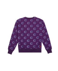 Clot Out Of This World Knit Purple