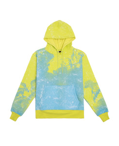 STARS ALL OVER HOODIE (YELLOW)