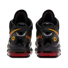 LEBRON VII QS FAIRFAX BLACK/VARSITY RED-VARSITY MAIZE