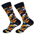 Dutch Pop vesele happy socks pisane nogavice jesen