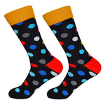 Dutch Pop vesele happy socks pisane nogavice pikice