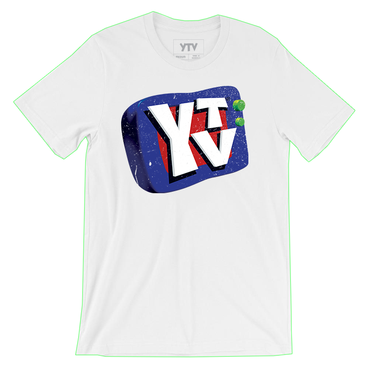 Iconic YTV Tee