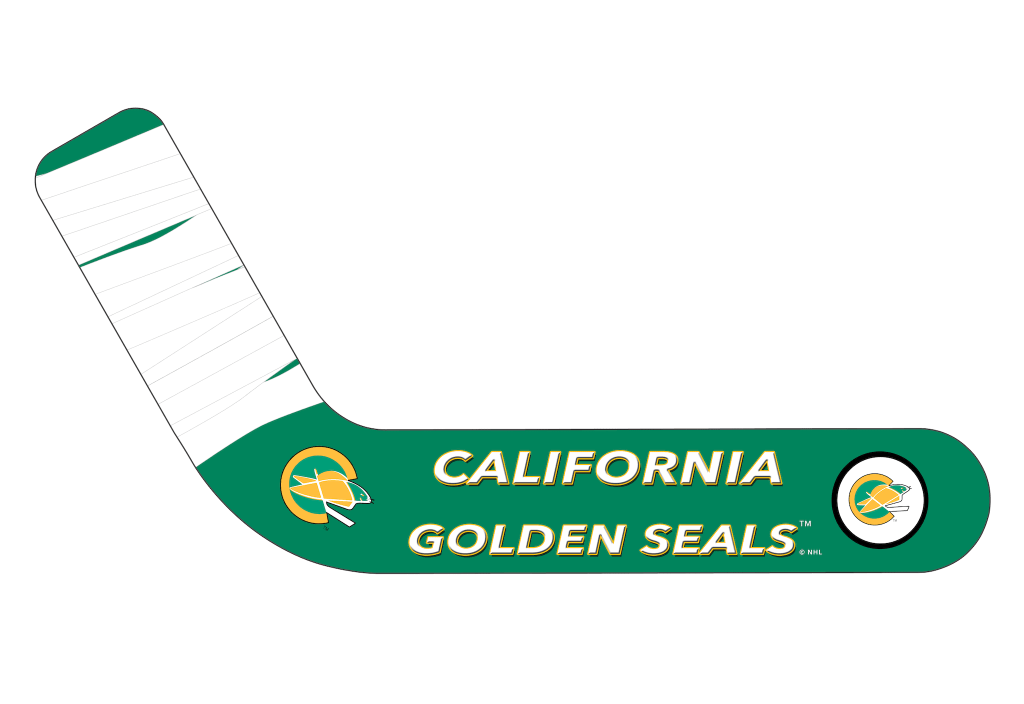 Vintage California Golden Seals – 1971-72 - Ultimate Hockey Fans
